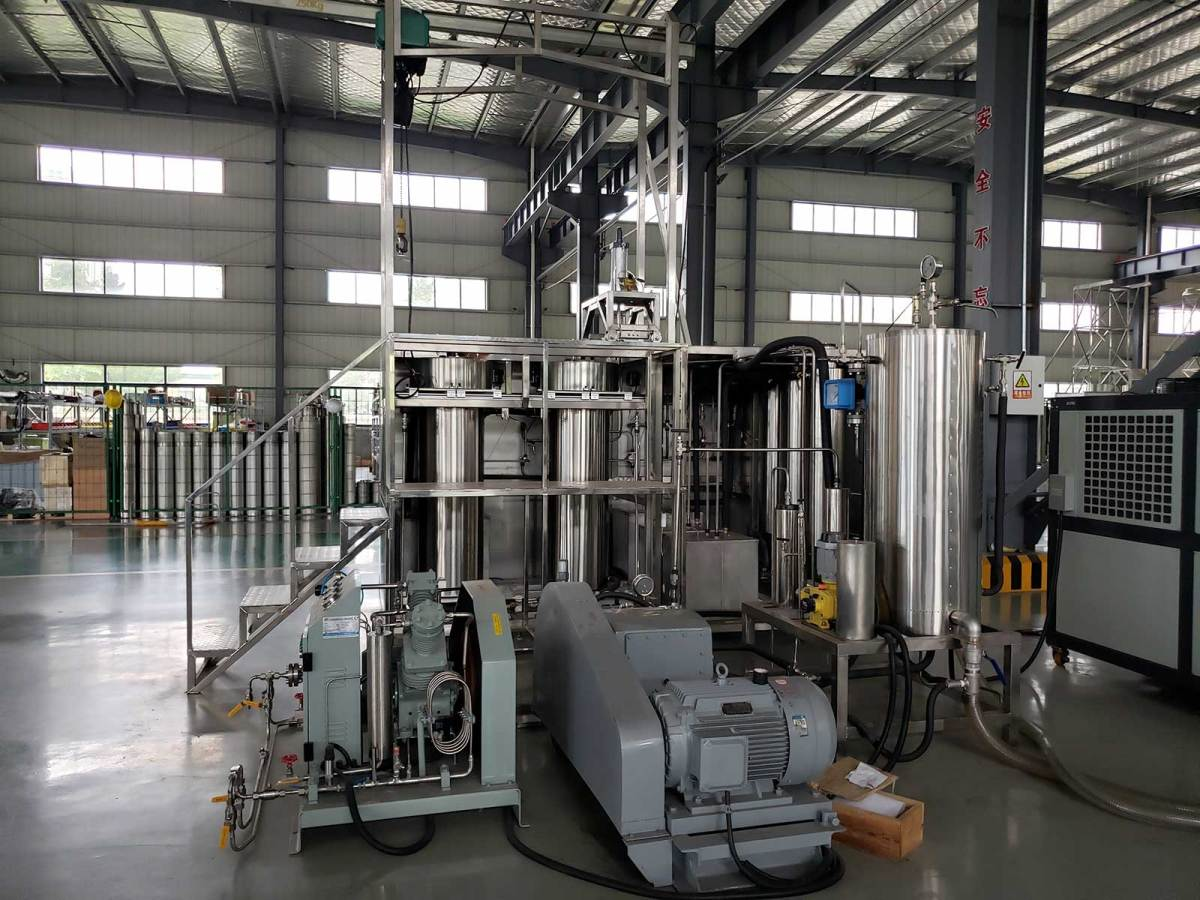 100L Supercritical CO2 Extraction System