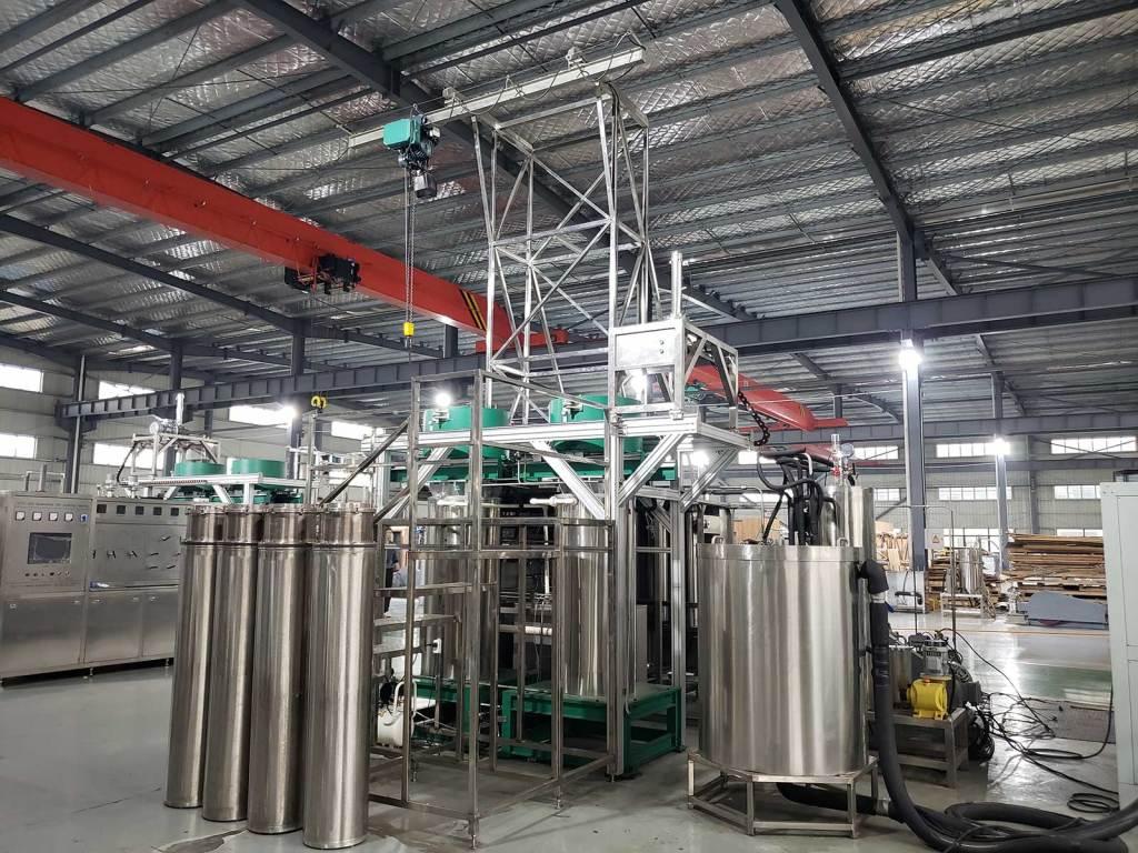 300L Supercritical CO2 Extraction Machine