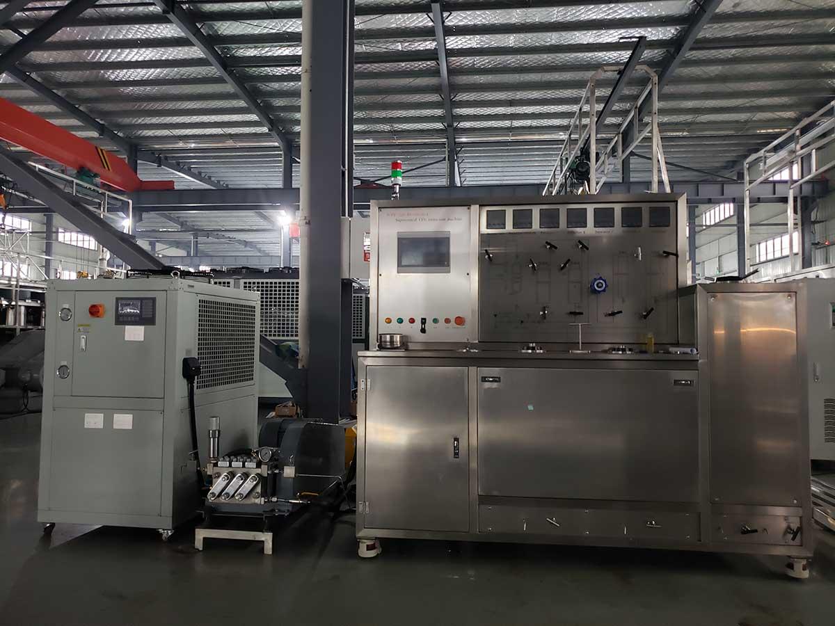 20L supercritical CO2 extraction machine