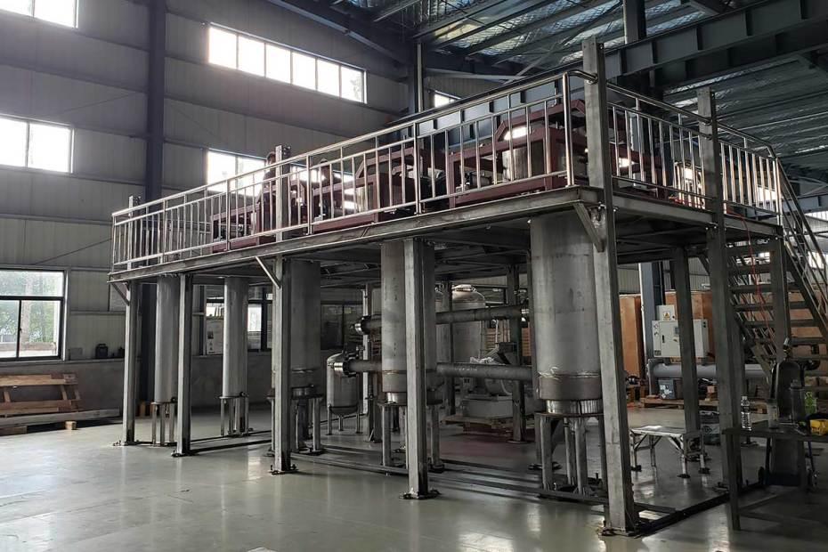 2100L Supercritical CO2 Extraction Machine