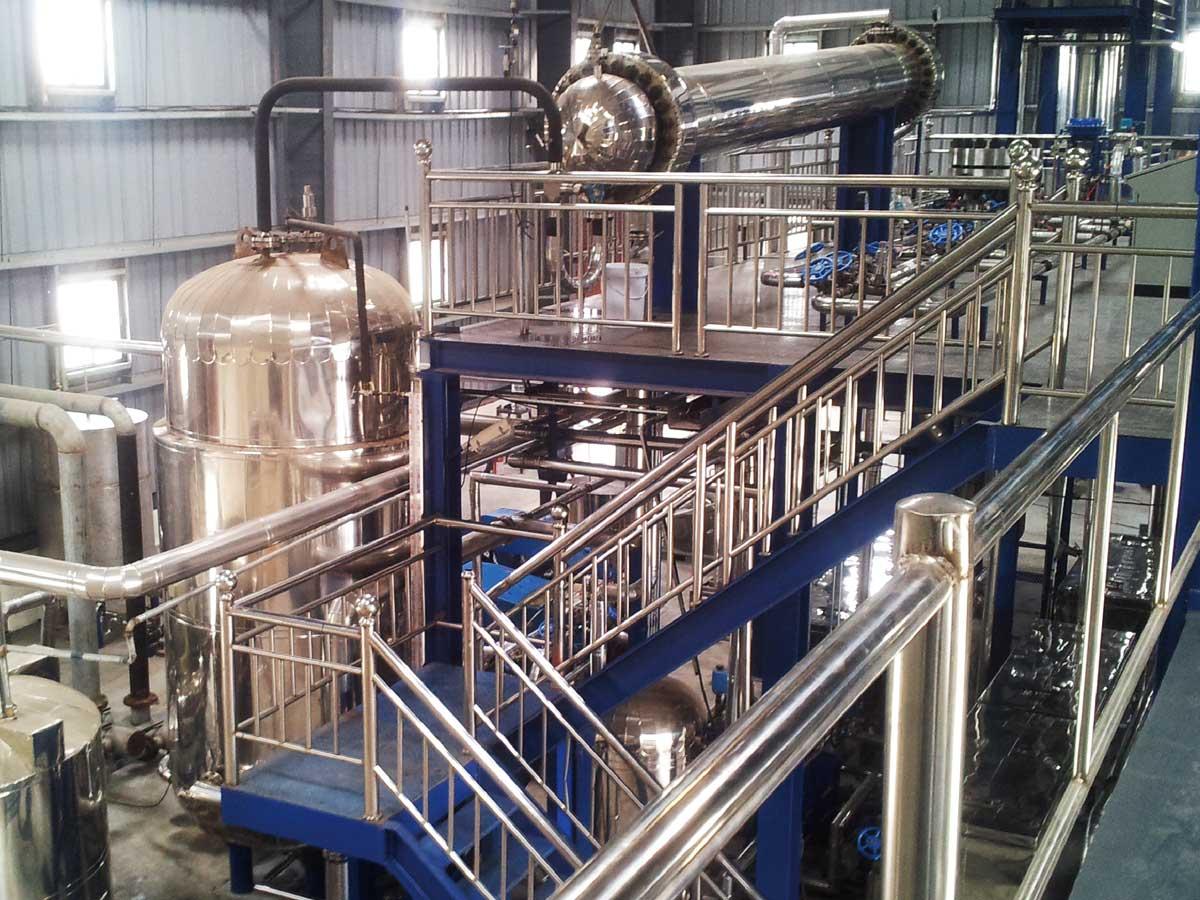 3000l supercritical co2 extraction machine