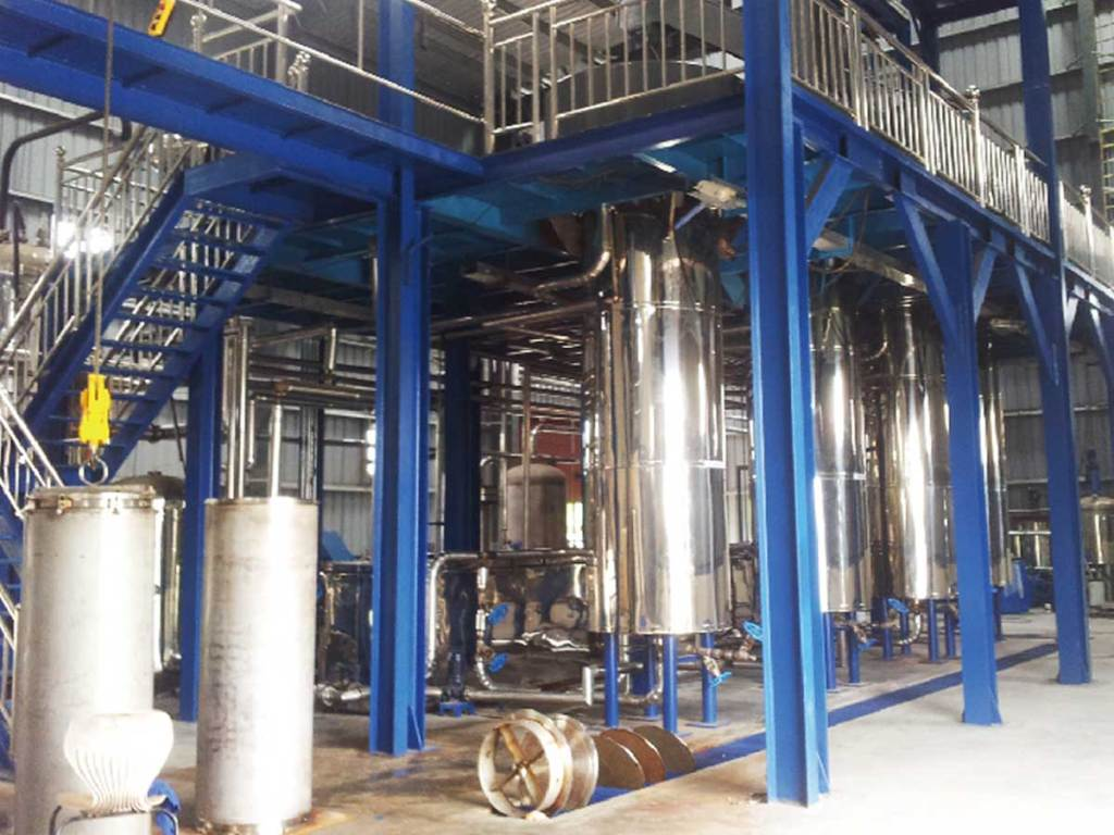3000l supercritical co2 extraction system
