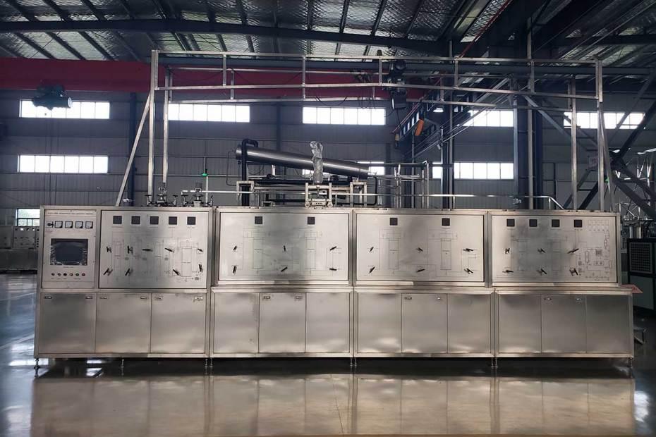 300L 50L×6 Supercritical CO2 Extraction Machine