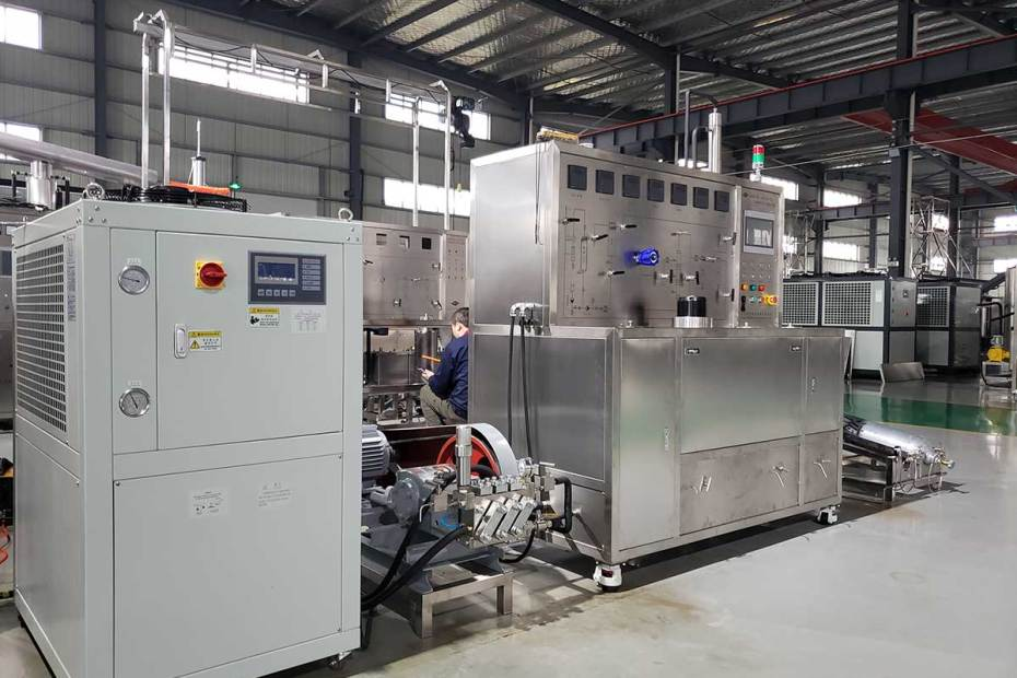 black pepper oil CO2 extraction machine
