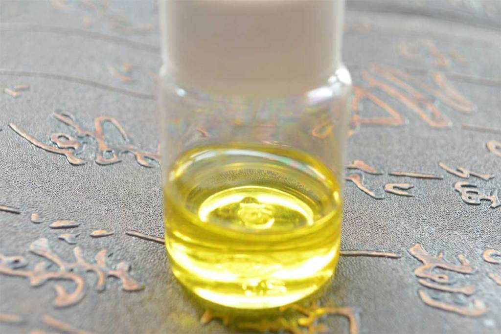 Seabuckthorn seed oil extracted by supercritical CO2