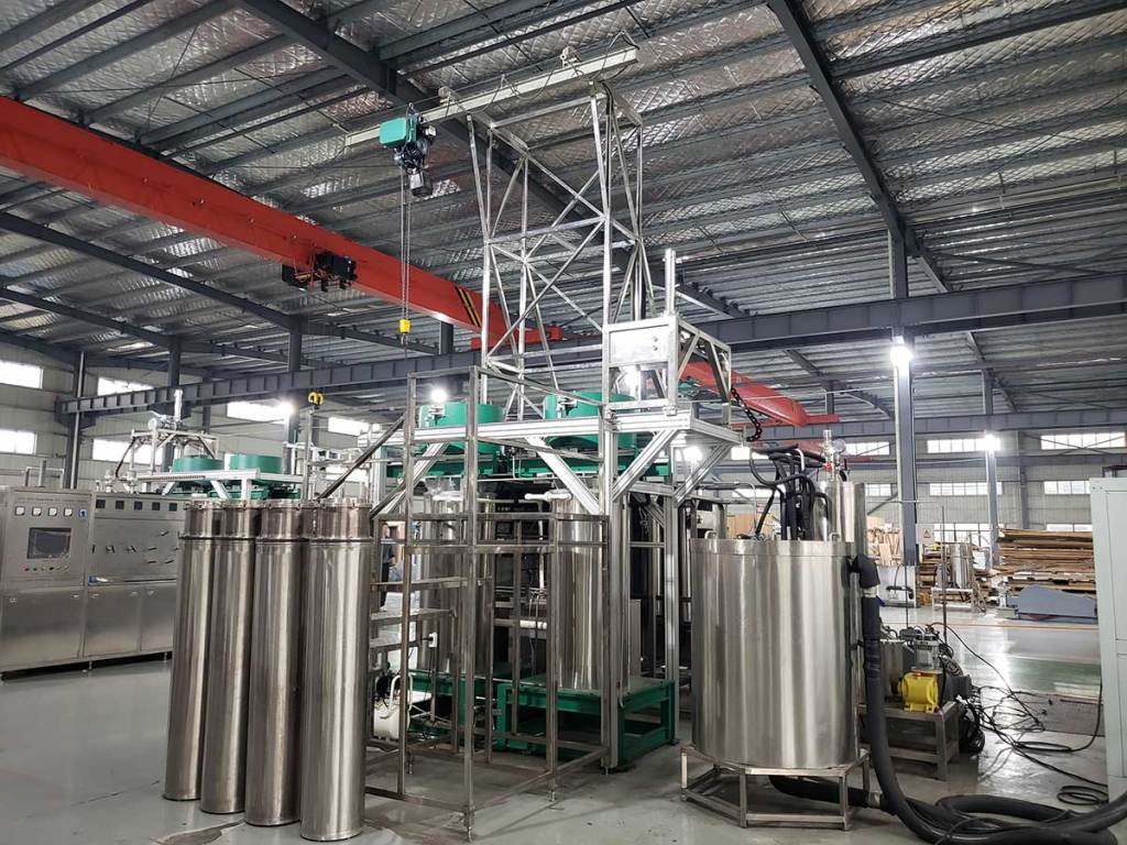 Seabuckthorn seed oil supercritical CO2 extraction machine