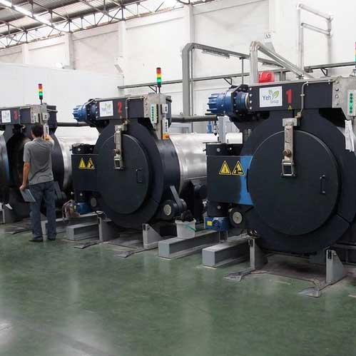 supercritical co2 dyeing machine