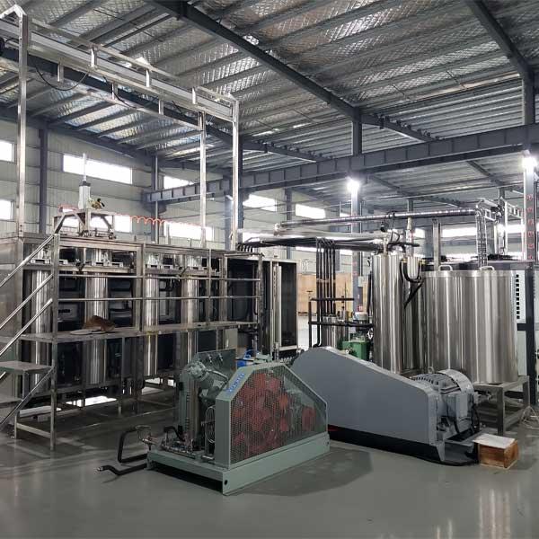 supercritical fluid extractor