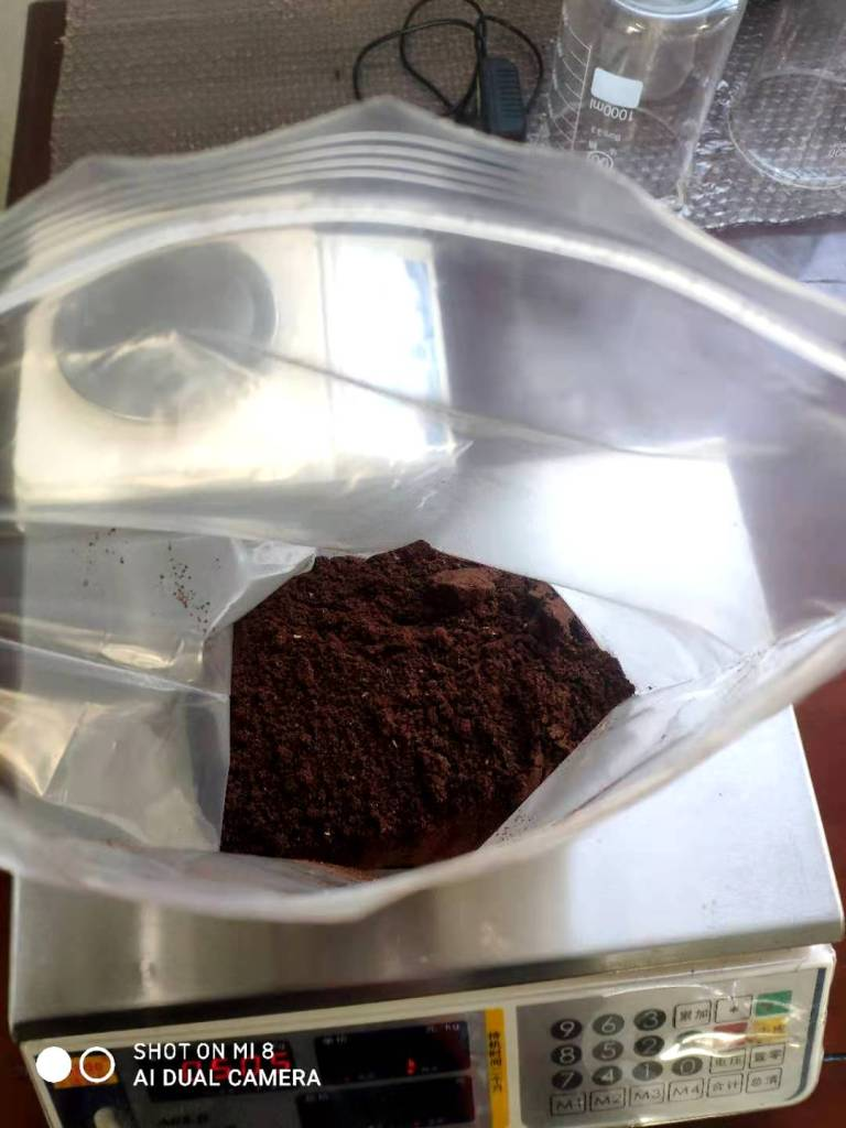 Supercritical CO2 Fluid Extraction Coffee Oil