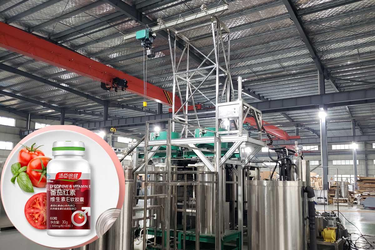 Lycopene supercritical CO2 extraction machine