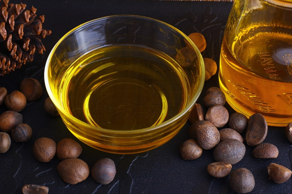 Tea seed oil supercritical CO2 extraction