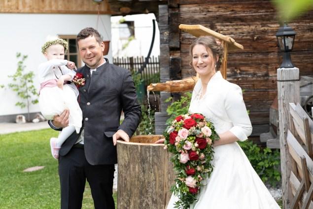 Hochzeit Martina und Alois