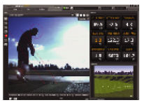 TrackMan Swing and Video Analysis