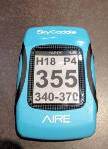 SkyCaddie Aire