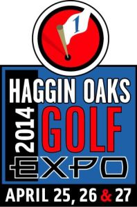 Golf Expo 2014 Logo