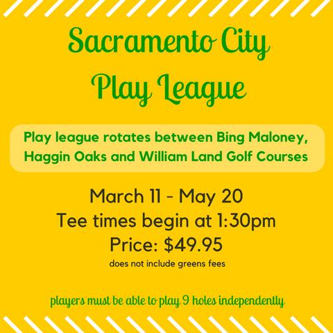 ALL - Sacramento City Play League