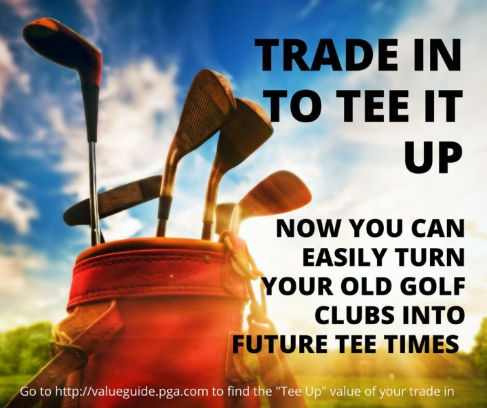 William Land Trade In Tee It Up