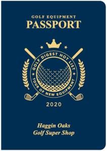 2020 Golf Digest Hot List Golf Equipment Passport – Tour of New Equipment at the Haggin Oaks Golf Super Shop