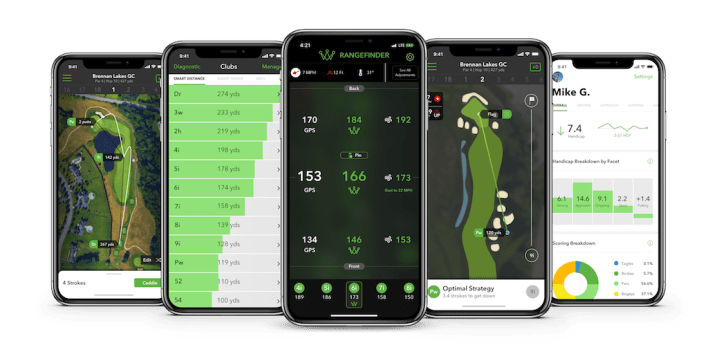 ARCCOS Wins Golf Digest Editors' Choice Awards for 2020