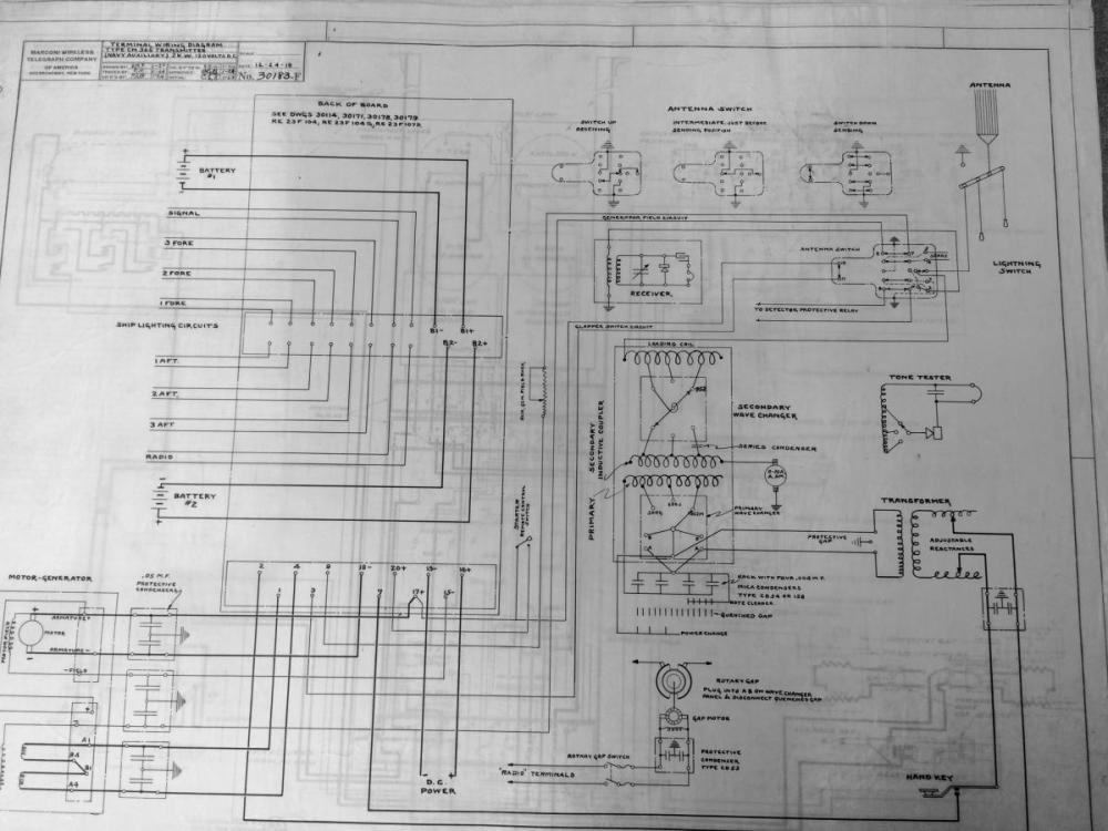 medium resolution of diagram of a wireless transmitter s wiring