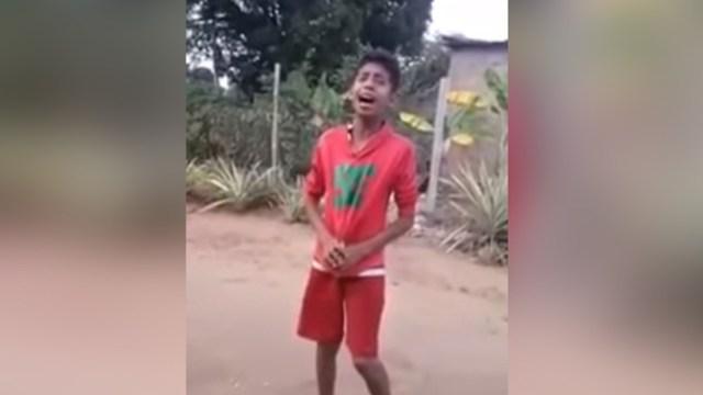 La fantástica voz del niño venezolano