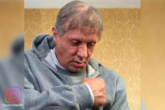 Sylvester Stallone noticias falsas