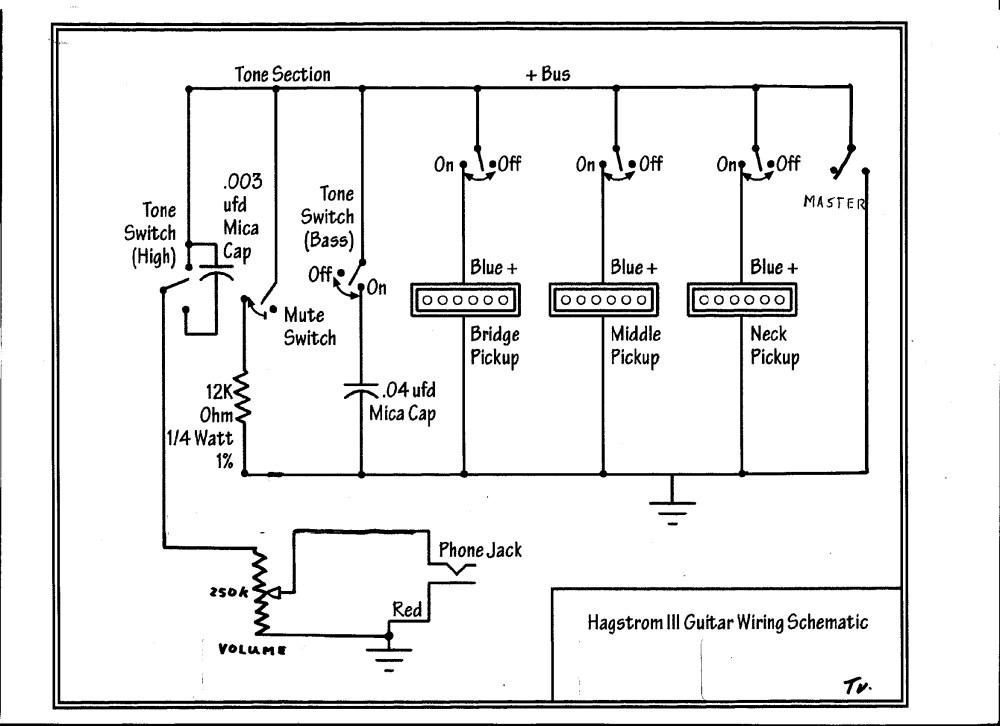 medium resolution of hagstrom wiring diagram trusted wiring diagram krank wiring diagram hagstrom wiring diagrams