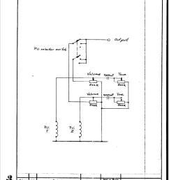 hagstrom wiring diagram [ 1021 x 1443 Pixel ]