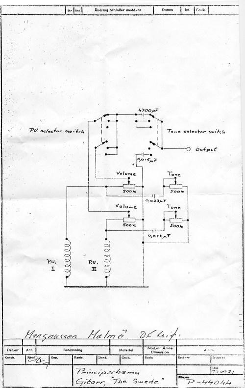 small resolution of hagstrom wiring diagram
