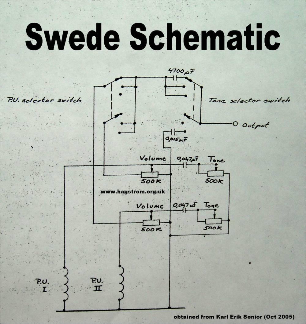 medium resolution of hagstrom wiring diagram