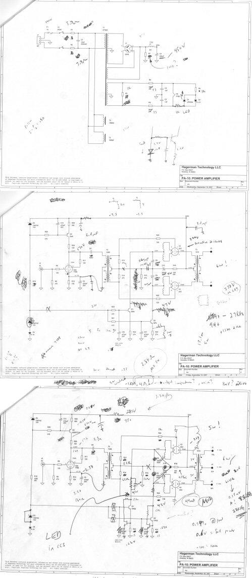 Hagerman Technology LLC: Weblog 2007