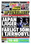 Aftonbladetlöp: svensk IAEA-expert säger att Japan ljuger, haveriet lika farligt som Tjernobyl:'