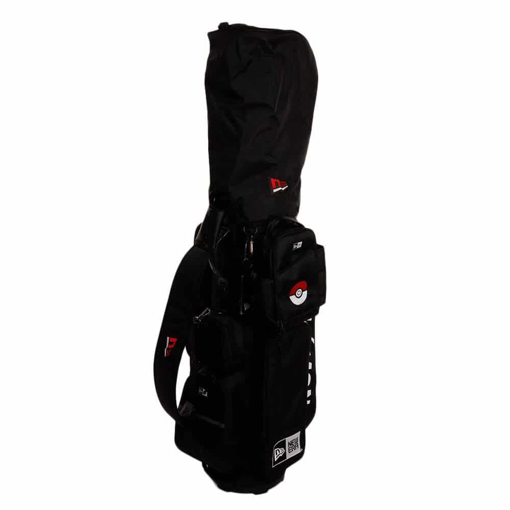 キャディバッグ メンズ レディース ニューエラ ゴルフ ニューエラ NEW ERA 日本正規品 ゴルフ 12110734