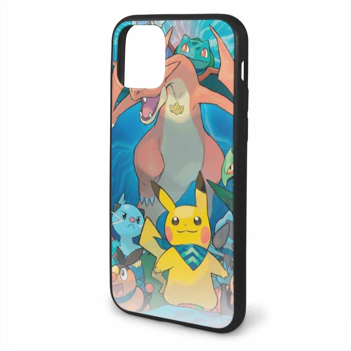 Iphone 11 ケース Pokemon スマホカバー