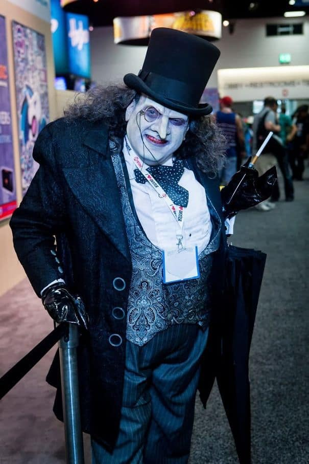 The Penguin strikes again Cosplay by Oswald Cobblepot