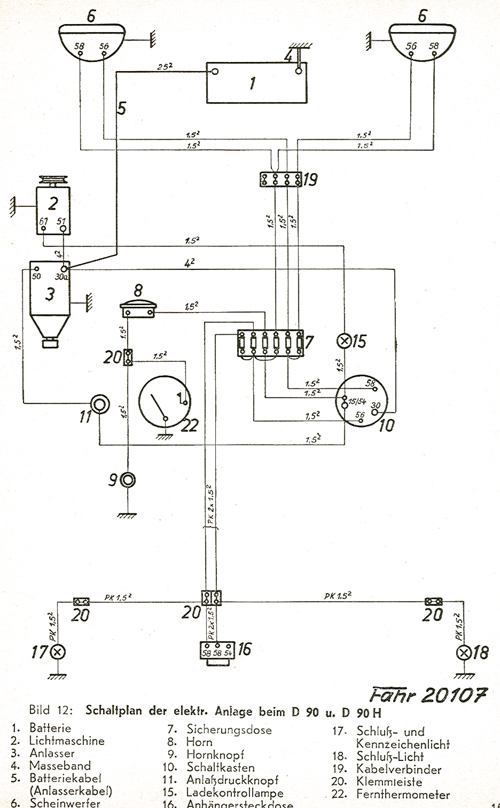 John Deere L100 Alternator Diagram, John, Free Engine