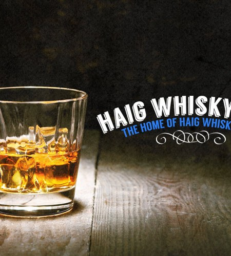Haig Whisky Stuart McNamara - Scotch & Irish Whiskey Writer