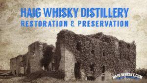 Haig Whisky Distillery Kennetpans
