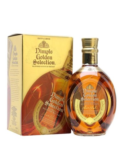 Dimple Gold Selection Blended Scotch Whisky