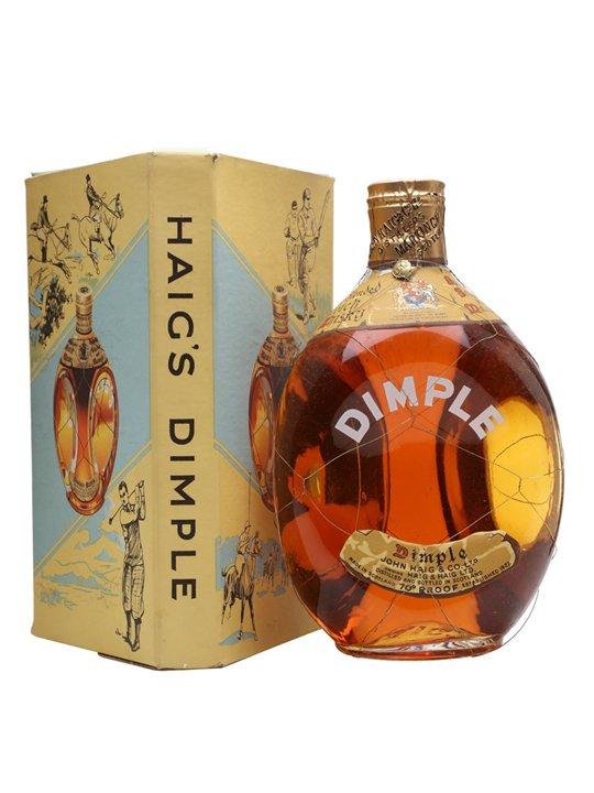 Dimple Haig / Bot.1960s / Spring Cap Blended Scotch Whisky