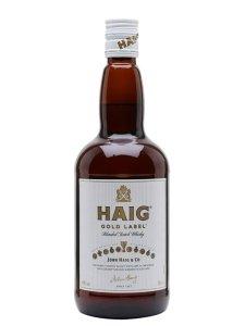 Haig Gold Label Blended Scotch Whisky