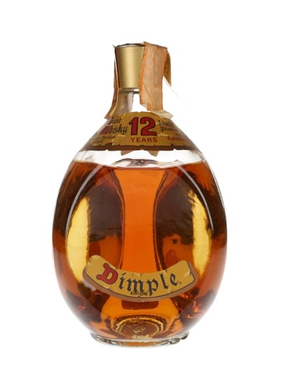 Dimple 12 Year Old / Bot.1970s Blended Scotch Whisky