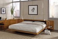The Floating Platform Bed  Great Looks, Amazing Design ...