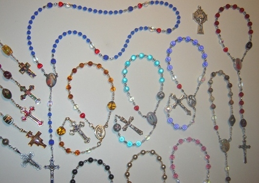 how to pray the rosary diagram rv solar panel wiring hail-mary-rosaries.com...rosary beads updated for today's catholic!