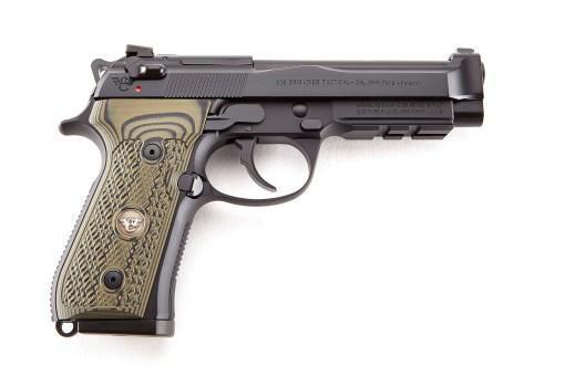 Beretta/Wilson 92G Brigadier Tactical 9mmP