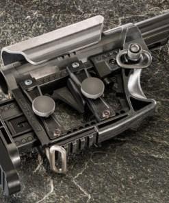 MBA-3 Carbine Stock / Black