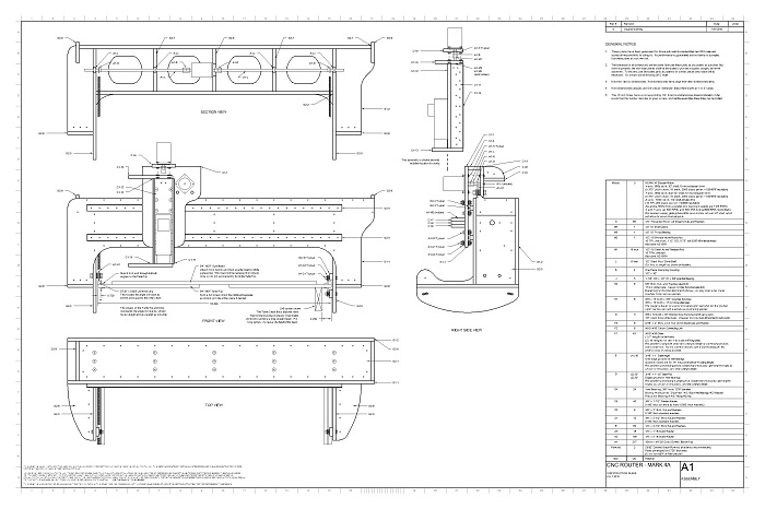 Woodwork Cnc Machine Plans PDF Plans