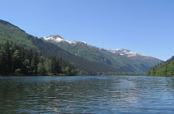 Chilkat Lake -Lot in the Narrows