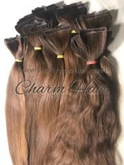 tape in hair extensions russian