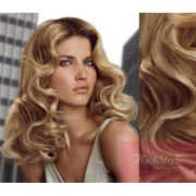 clip in wavy human hair remy